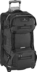 Eagle Creek ORV 2-Wheel Duffel Bag, 30-Inch, Asphalt Black