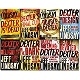Jeff Lindsay Novel Dexter Series Collection 8 Books Set Dexter Is Dead, Final Cut, Double Dexter, Dexter is Delicious, Dexter by Design, Dexter in the dark, Dearly devoted Dexter, Darkly Dreaming Dexter