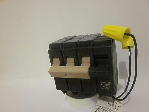 Eaton Cutler Hammer Ch360st 3 Pole,60a Shunt Trip Circuit Breaker