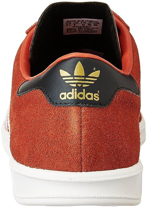 Adidas Hamburgo, hombre 's Tennis:: zapatos & bolsos
