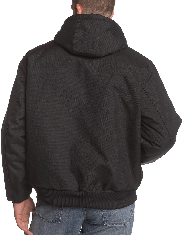 Mens Carhartt Mens Big /& Tall Arctic Quilt Lined Yukon Active Jacket J133 Carhartt Sportswear