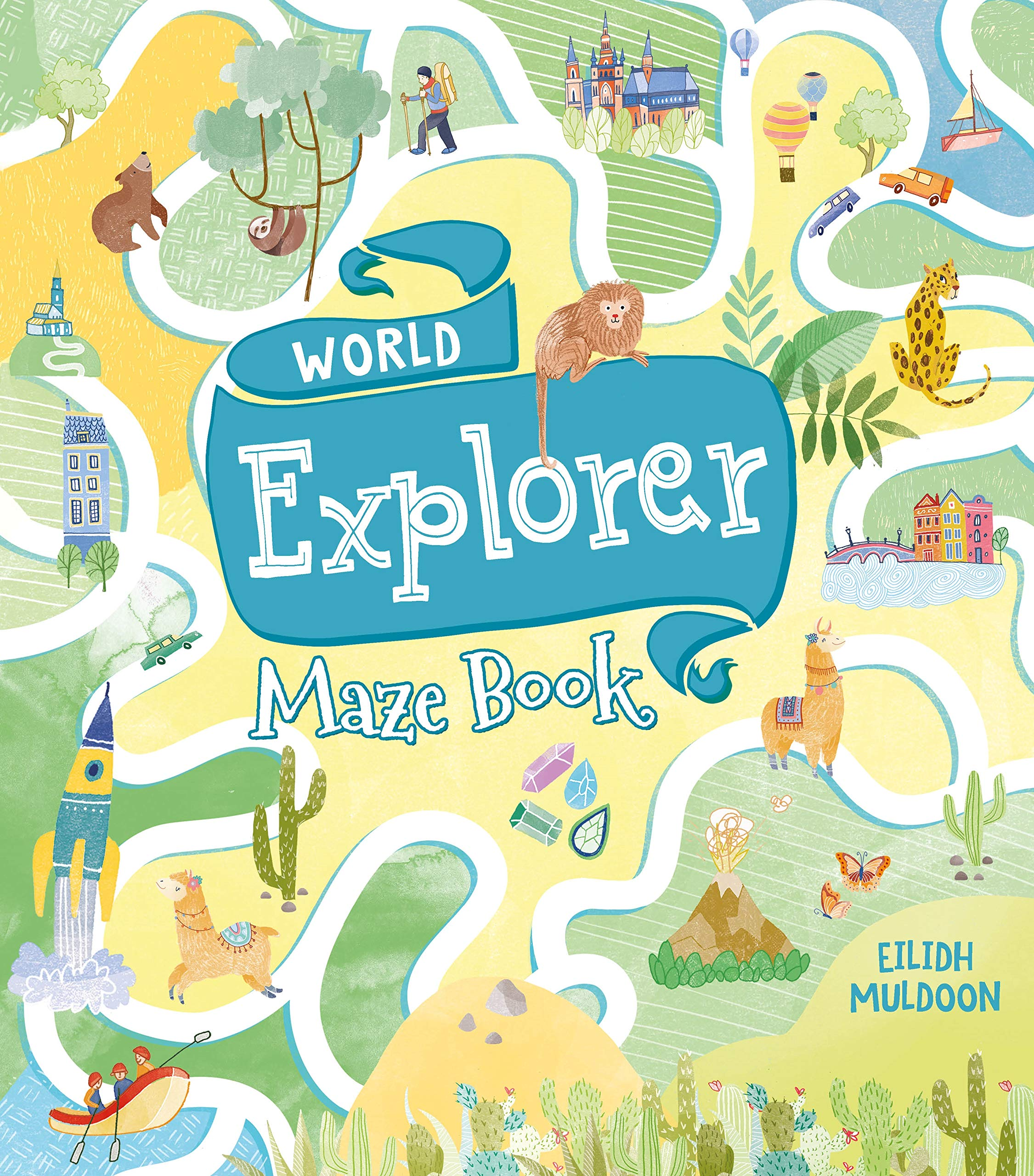 Great Explorer Mazes