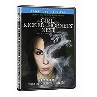 The Girl Who Kicked the Hornet's Nest (DVD Packaging) [DVD + Blu-ray]