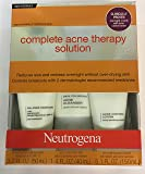 Neutrogena, Advanced Solutions Complete Acne Therapy System, 1 ct