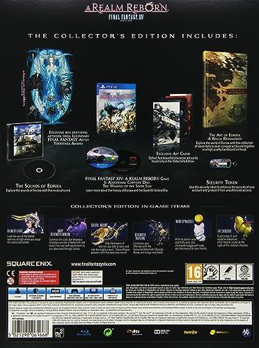 Final Fantasy XIV: A Realm Reborn - Collector's Edition (PS4