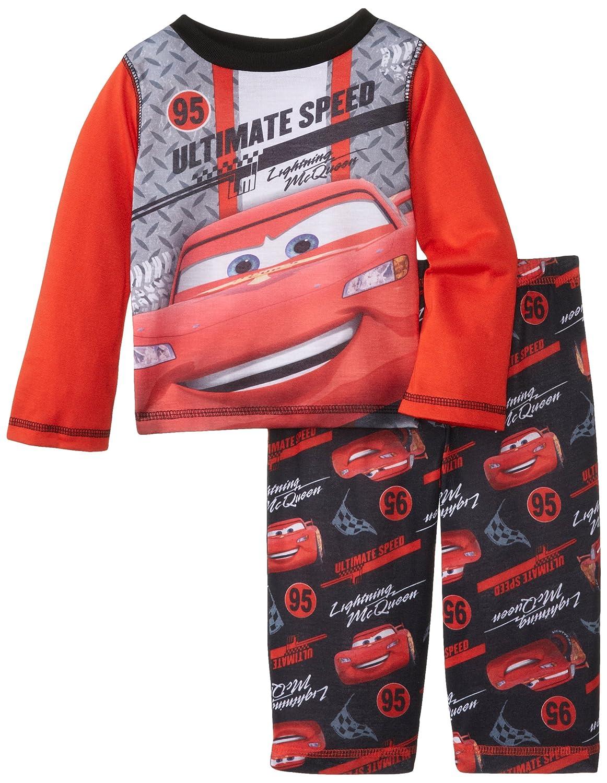 Disney baby-boys Cars Poly 2 Piece Pajama Set K157407CA