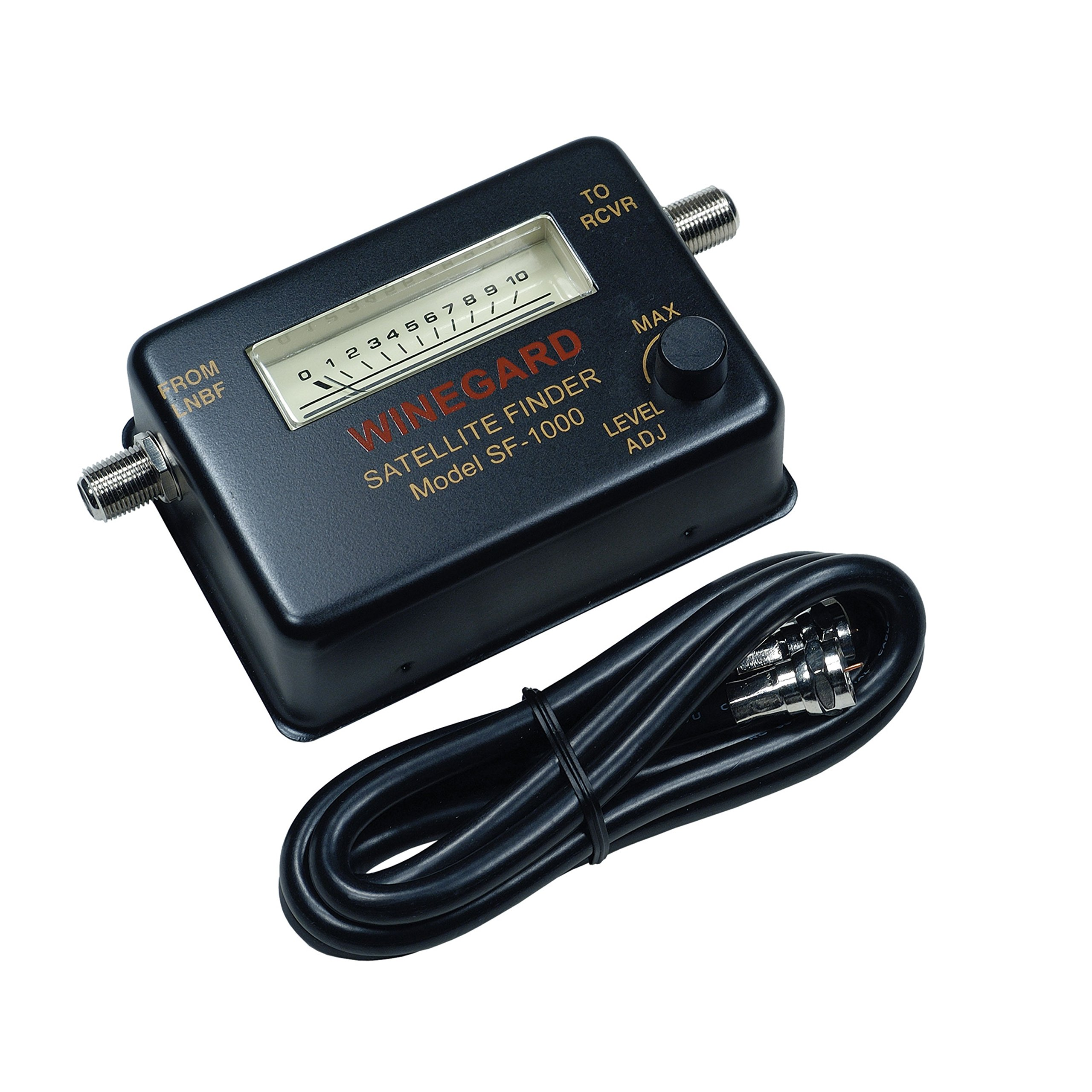 Winegard SF-1000 Satellite Finder Meter by Winegard