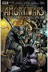 The Amory Wars: Good Apollo, I'm Burning Star IV #7 (of 12) Kindle Edition