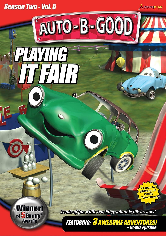 Amazon.com: Auto-B-Good: Playing It Fair: Dave Simmons, Heidi Fellner, Jim Cunningham, Teri Parker-Brown, Len Goodman, Sabrina Crews, John Farrell, ...