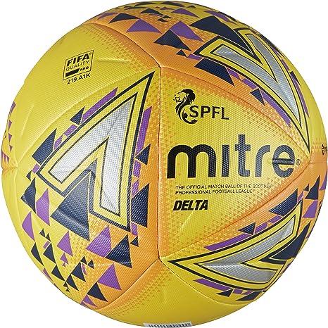 Mitre Balón de fútbol Profesional Delta Pro Liga Escocesa, Color ...
