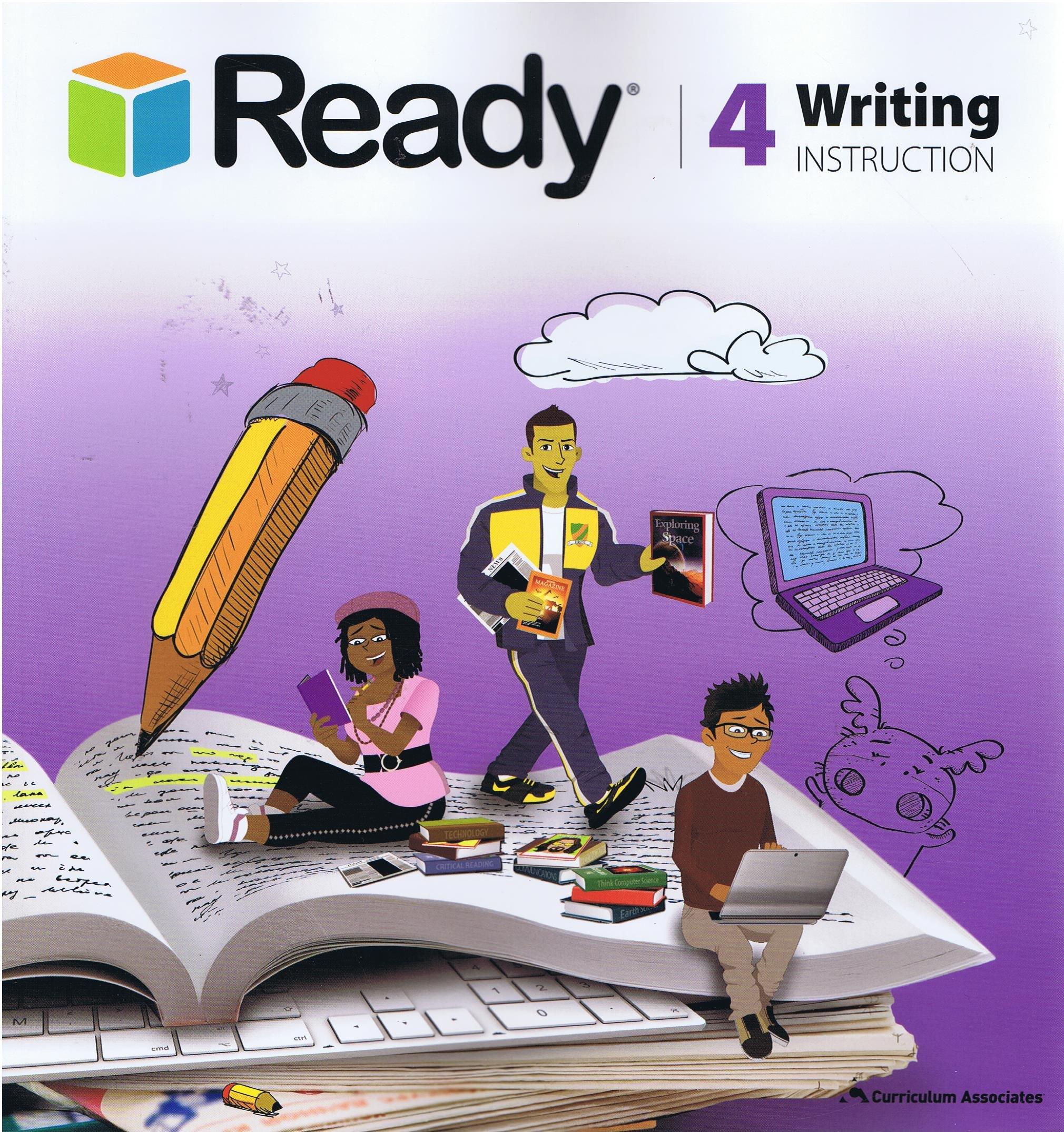 I ready writing