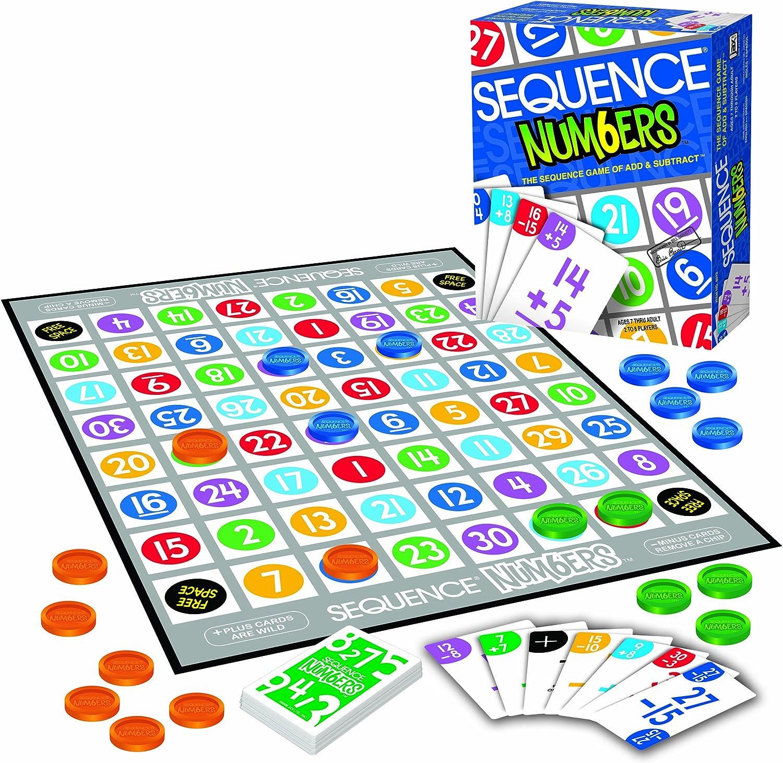 Jax Números de Secuencia: Amazon.es: Juguetes y juegos