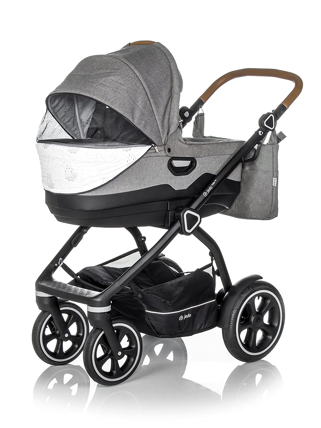 Baby stroller Jedo: photo and review of models, reviews 86