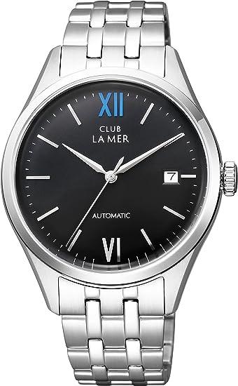 [シチズン]CITIZEN CLUB LA MER クラブ・ラ・メール 機械式腕時計 シースルーバック BJ6-011-51 メンズ