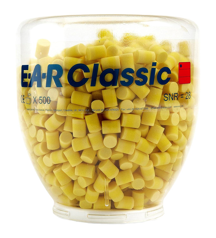 Bouchons doreilles /à rouler 3M/™ E-A-R/™ Classic II PP-01-002