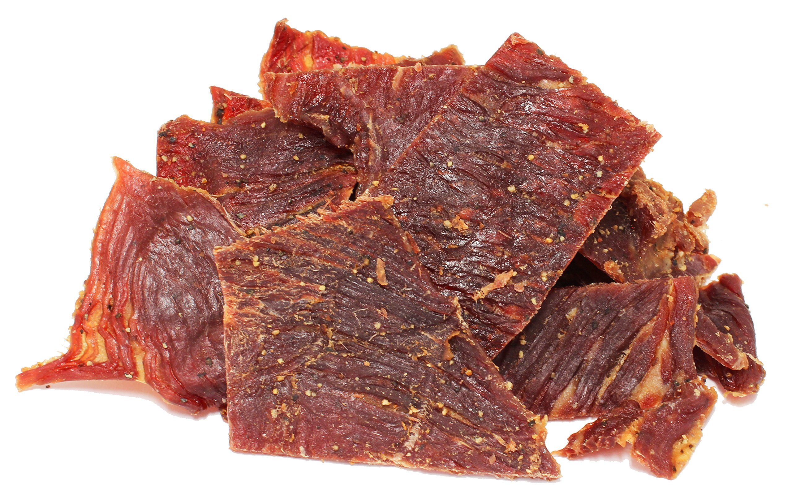 People's Choice Beef Jerky - Classic - Original - High Protein Meat Snack - 3 Ounce Bag by People's Choice Beef Jerky (Image #2)