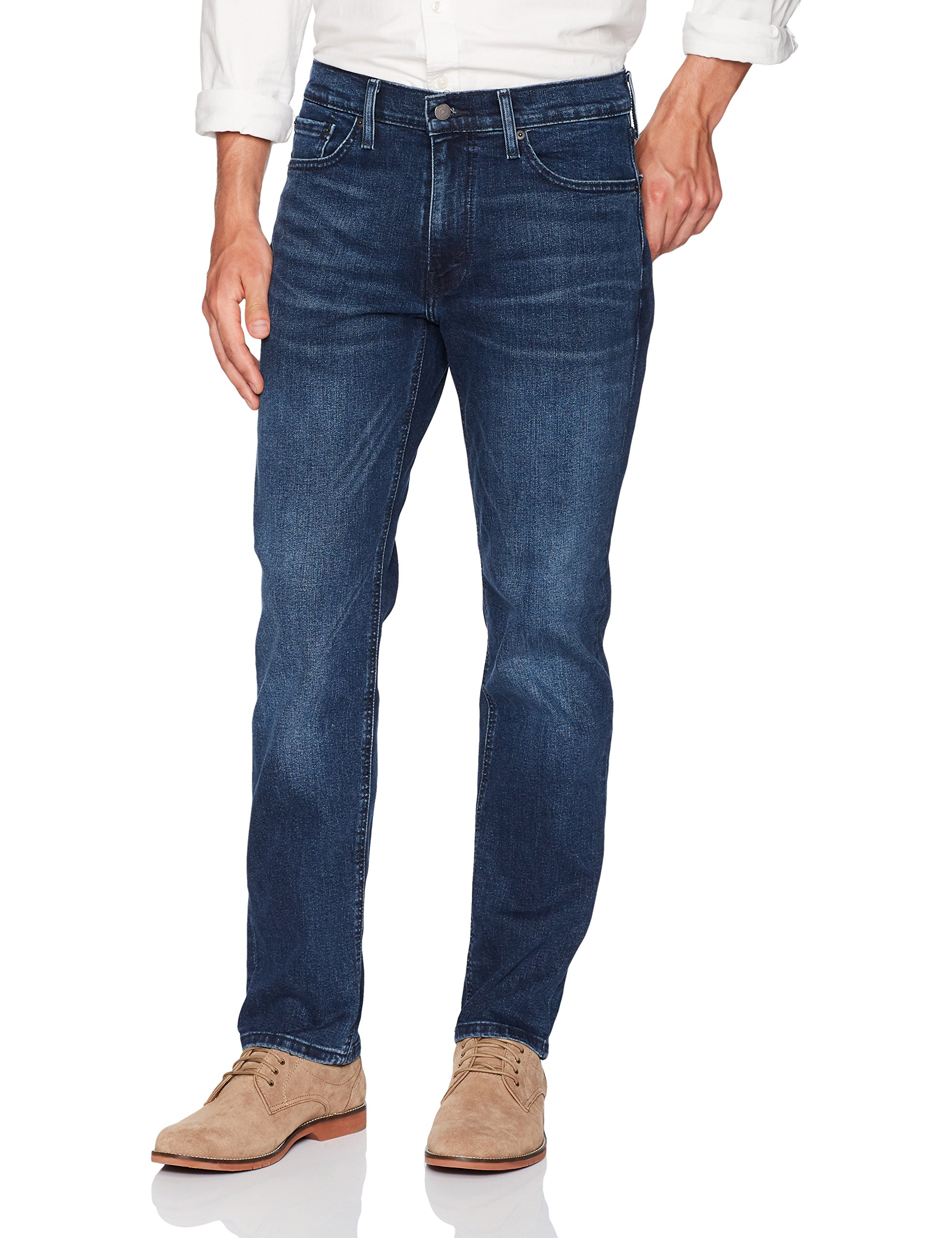 Levi's Men's 541 Athletic Straight Fit-Jeans, Husker - Stretch, 34x32 by Levi's