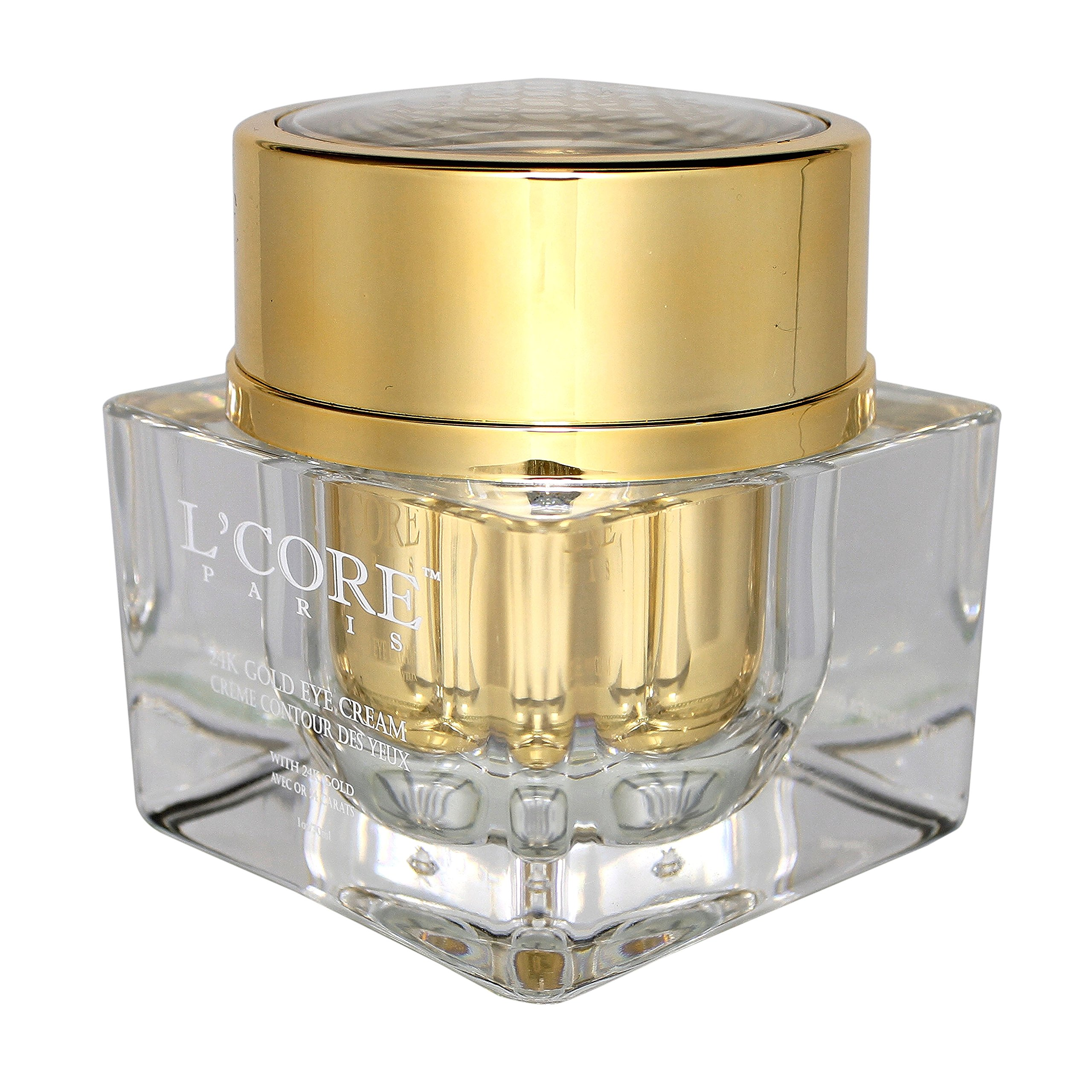 L'core paris 24K Eye Cream with natural organic extracts - Size
