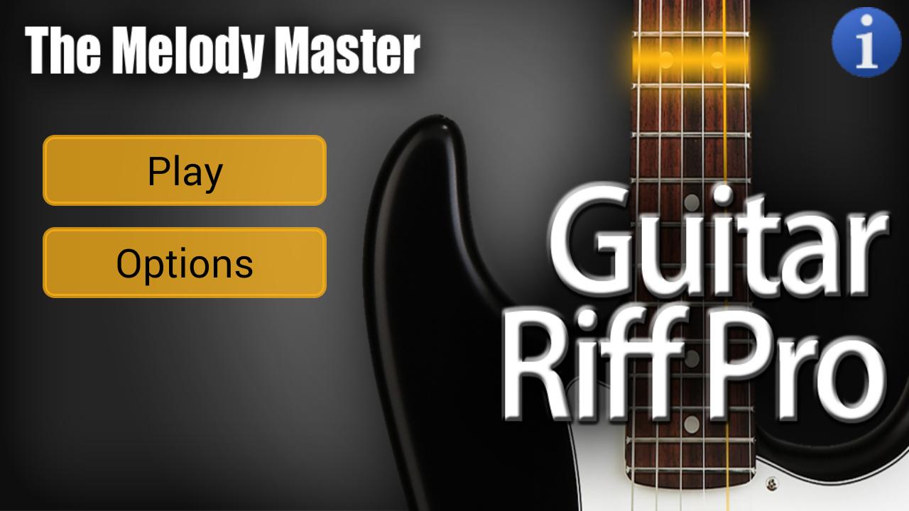Guitar Riff Pro: Amazon.es: Appstore para Android