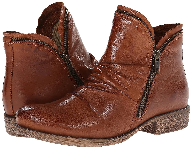 Miz Mooz Women's Luna Ankle Boot B00LIUOYGC 9.5 B(M) US|Brandy