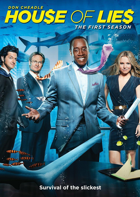 Amazon.com: House of Lies: Season 1: Don Cheadle, Kristen Bell ...