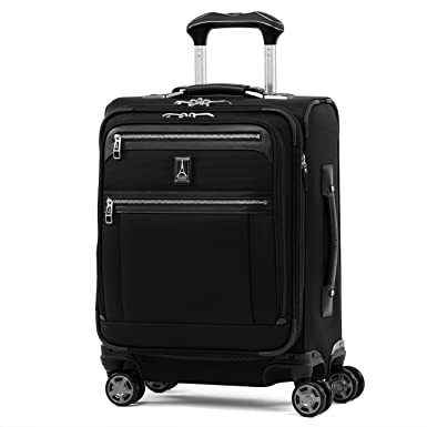 Travelpro Luggage Platinum Elite 20 quot  Carry-on Intl Expandable Spinner  w USB Port 3d362a5477598