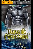 Taking His Confession: A M/M Gargoyle Romance (Cloth & Stone Book 1)