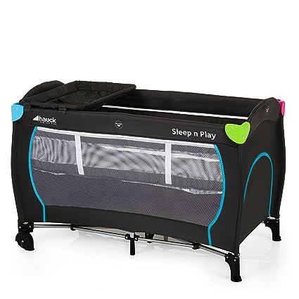 Hauck Sleep N Play Center Multicolor - Cuna de viaje con ruedas para ...