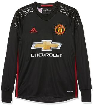 adidas MUFC H GK JSY Y - Goalkeeper - T-Shirt for 1st Football kit T ... b38280609