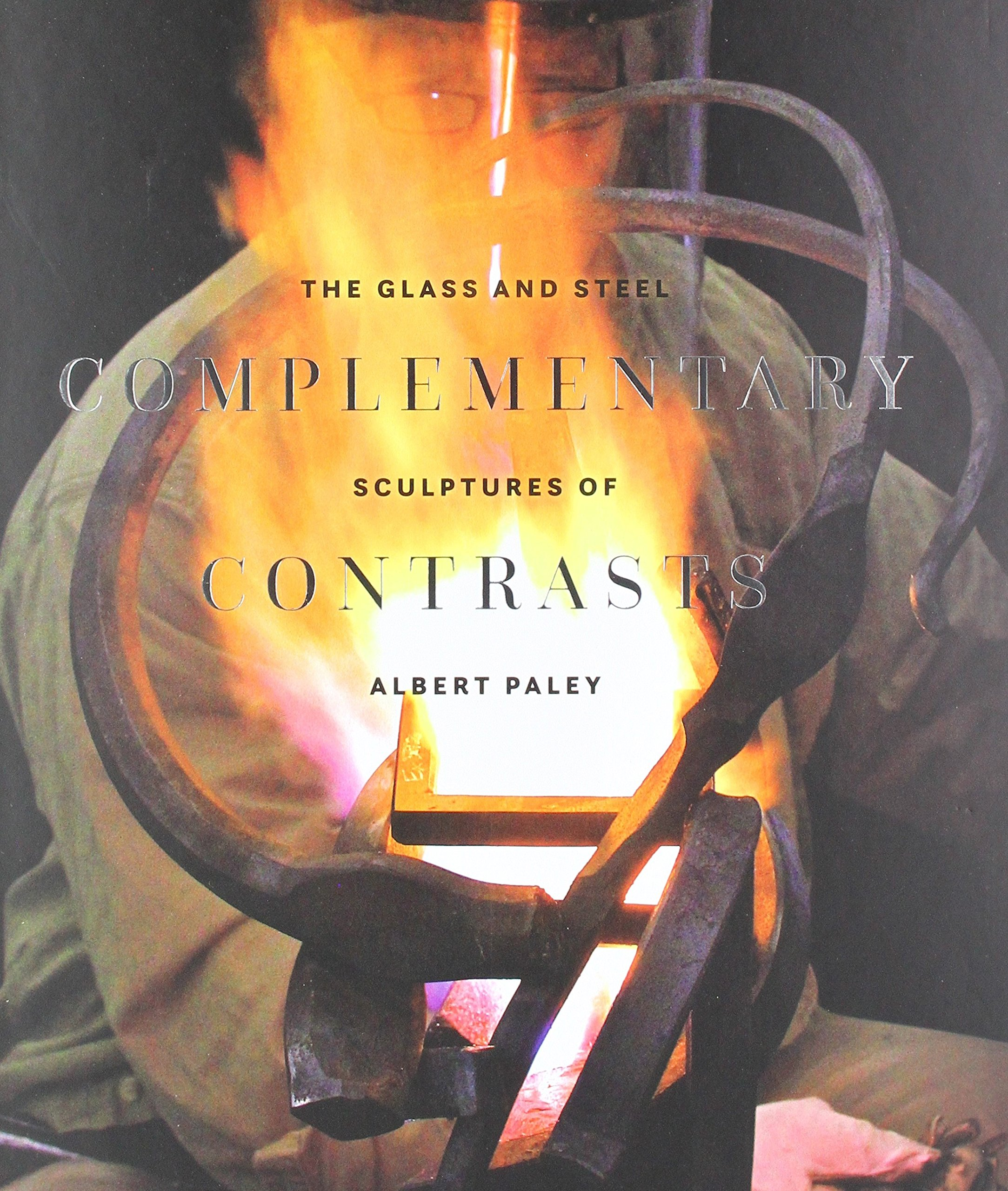 Download Complementary Contrasts: The Glass and Steel Structures of Albert Paley pdf epub