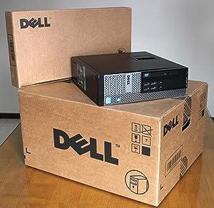 Dell OptiPlex 790 SDT Core i5-2500 3.30GHz 4GB 250GB WINDOWS 7 PRO 64-BIT DVD+/-RW