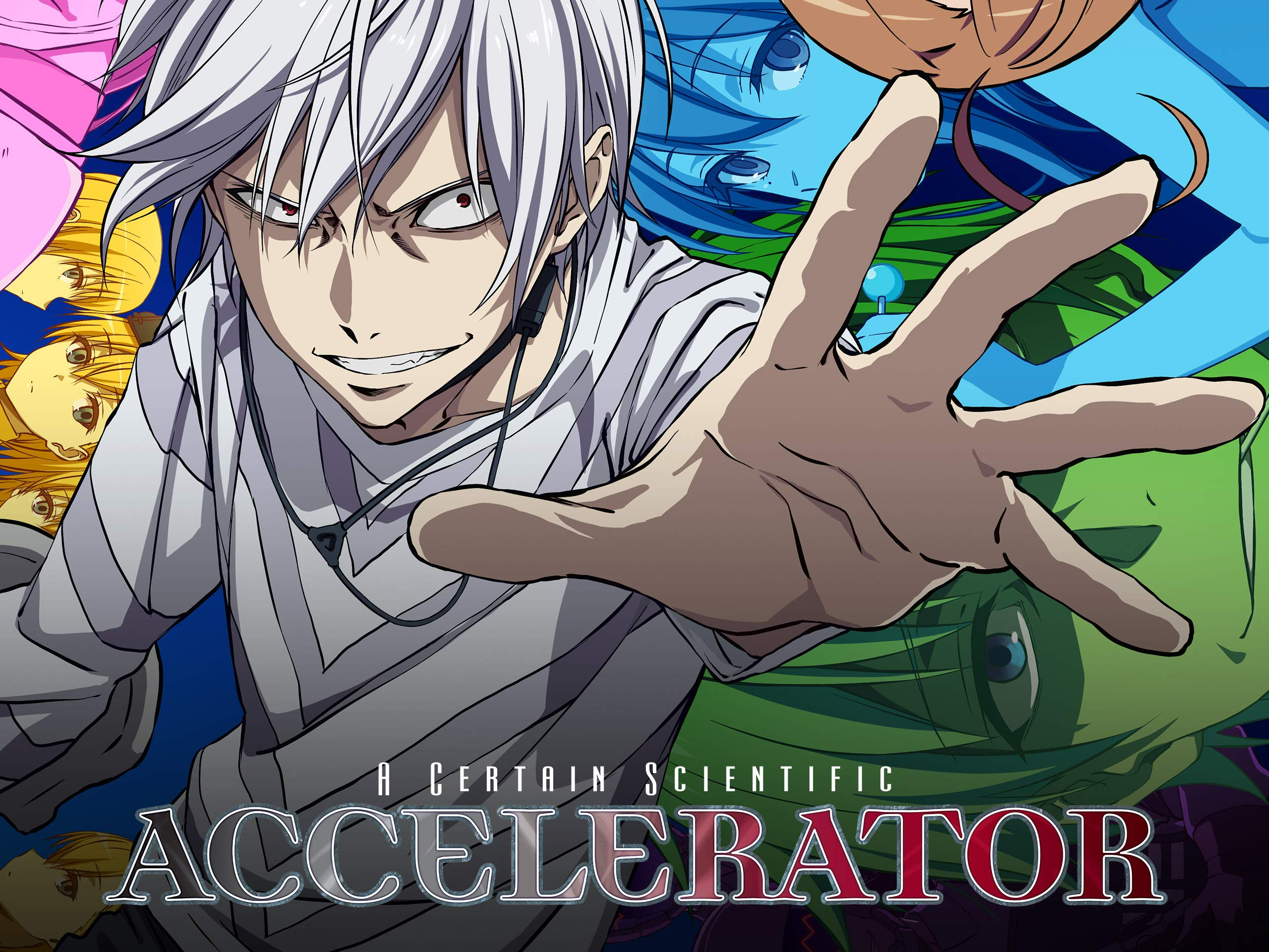 Amazon.com: Watch A Certain Scientific Accelerator (Simuldub ...