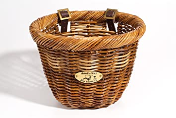 Nantucket Bike Basket Co Cisco Collection Oval