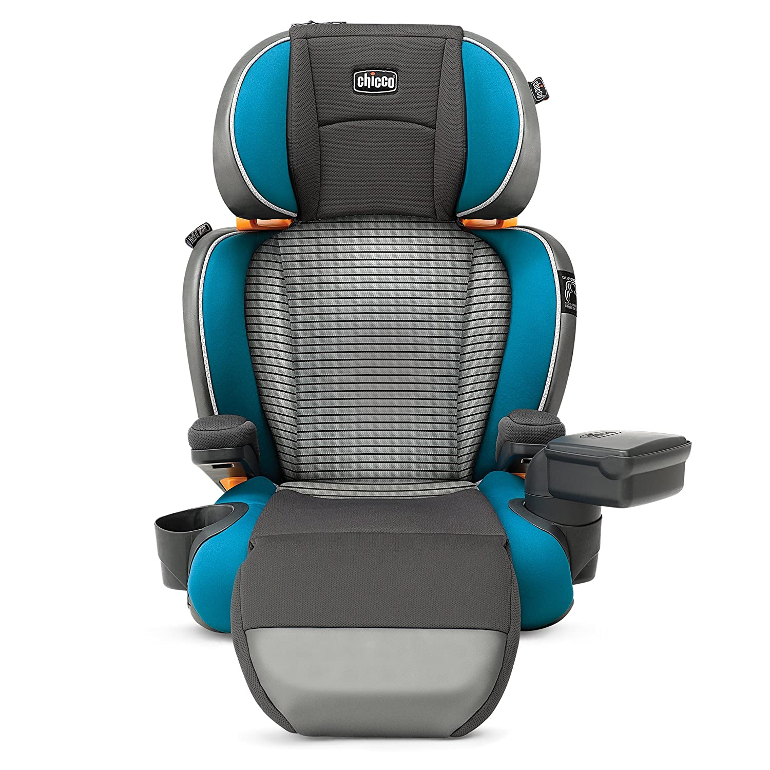 Amazon.com : Chicco KidFit Zip Air 2-in-1 Belt Positioning Booster Car Seat - Q Collection : Baby
