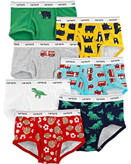 81e6cf708847 Amazon.com: Carter's Little Boys' 3 Pack Underwear (Toddler/Kid ...