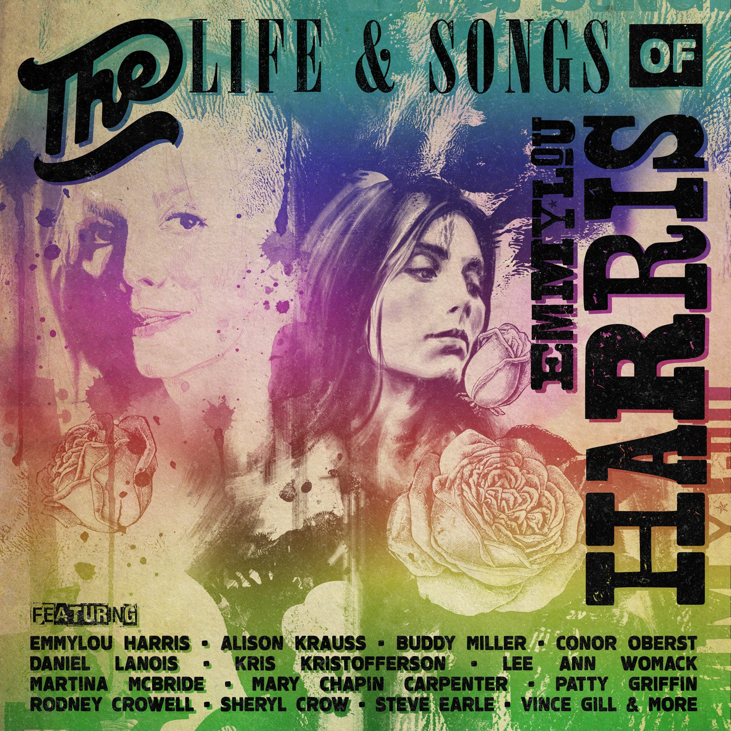 Blu-ray : Emmylou Harris - The Life & Songs Of Emmylou Harris: An All-star Concert Celebration (Blu-ray)