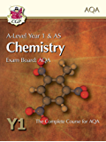 New A-Level Chemistry for AQA: Year 1 & AS Student Book