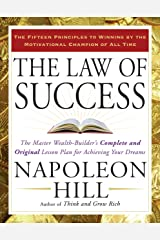 The Law of Success: The Master Wealth-Builder's Complete and Original Lesson Plan for Achieving Your Dreams Paperback