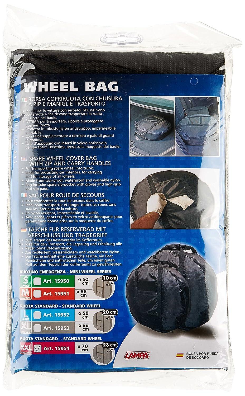 spare wheel cover for car 70 cm XXL