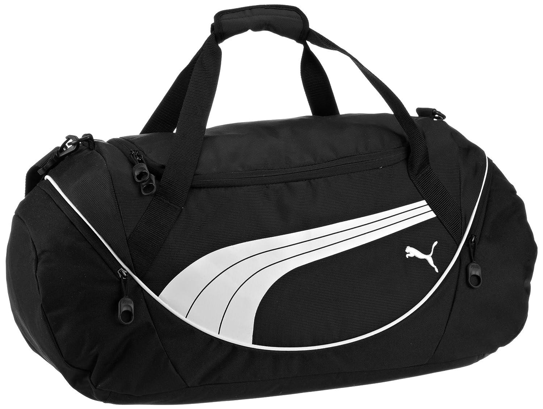 249a7e2692fe Puma mens teamsport formation inch duffel bag black one size sports duffle  bags clothing jpg 1500x1129