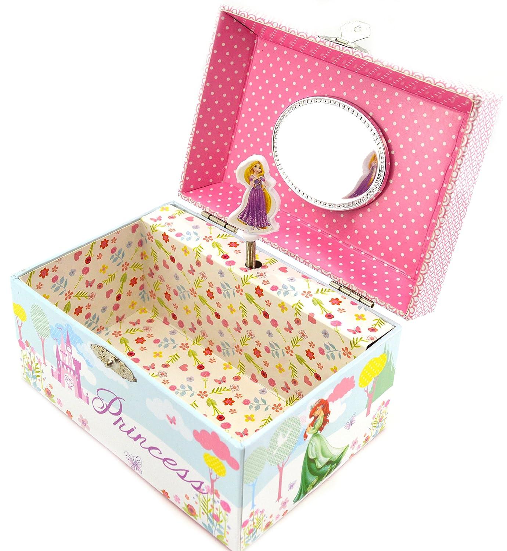 Disney Princess 25 Piece Kids Hair Jewellery Accessory Gift Set