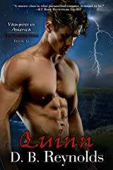 Quinn (Vampires in America: The Vampire Wars Book 12) Kindle Edition