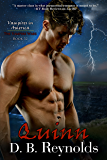 Quinn (Vampires in America: The Vampire Wars Book 12)