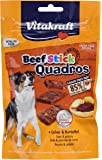 Vitakraft Hundesnack Fleisch-Happen Beef Stick Quadros 70 g