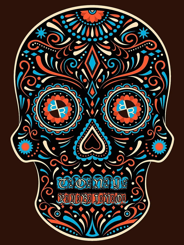 Amazon Com Rubino Skull Mexico Tony Rubino Home Kitchen