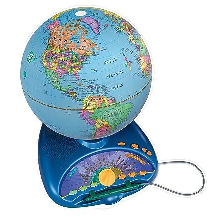 Amazon leapfrog explorer smart globe toys games leapfrog explorer smart globe gumiabroncs Images