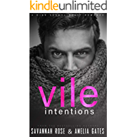 Vile Intentions: A Dark Sports Bully Romance