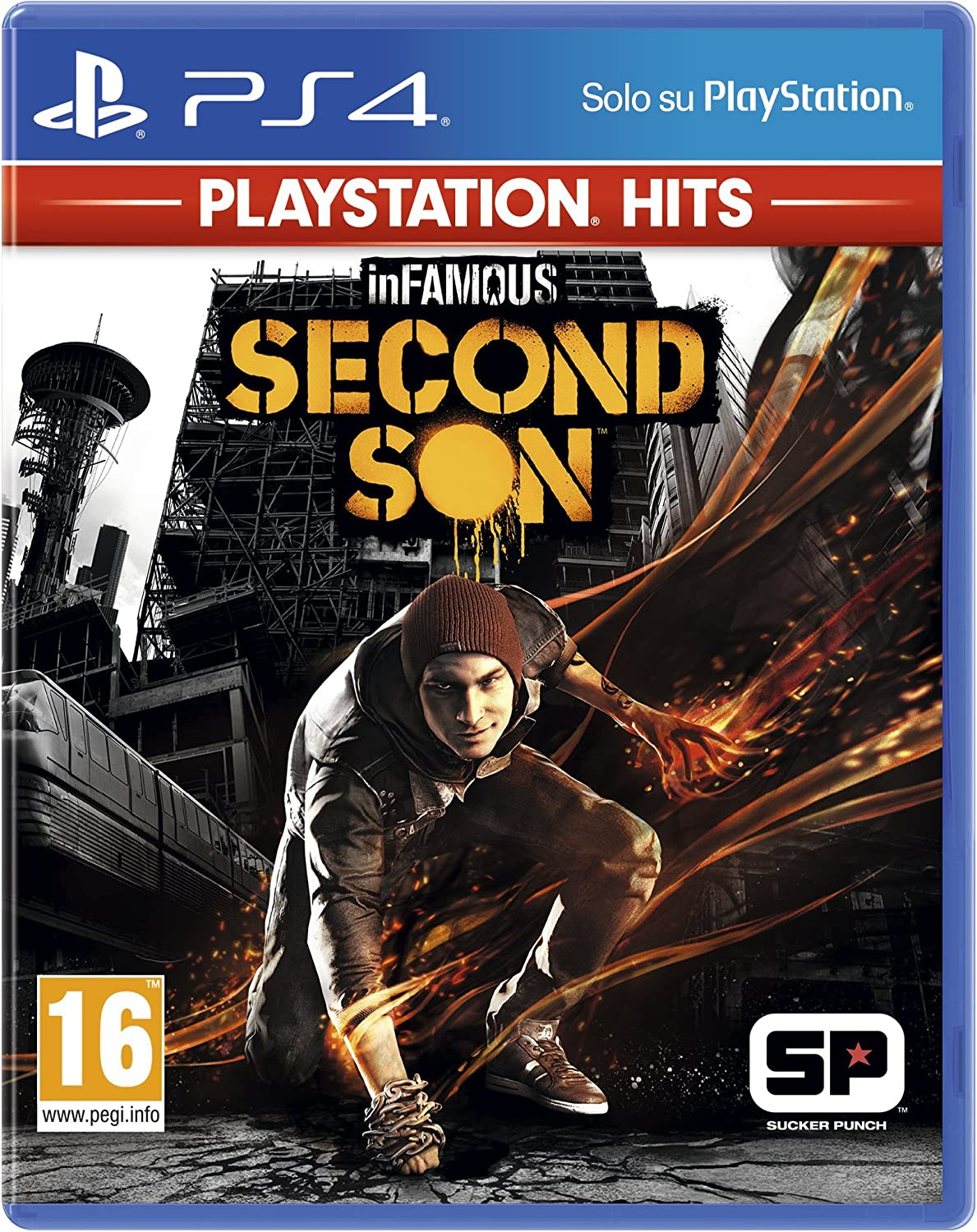 Infamous: Second Son (Ps Hits) - Classics - PlayStation 4 ...