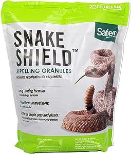 Safer Brand 5951 Shield Snake Repellent Granular – 4 LB, Original version