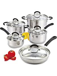 Image Result For Gibson Stainless Steel Cookware Amazon